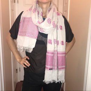 J. Crew scarf shawl
